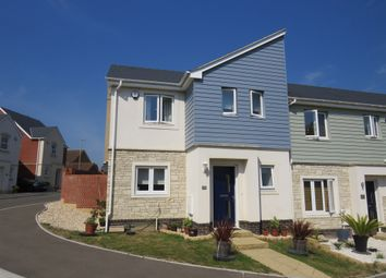 3 bed end terrace house for sale in Gentian Way, Weymouth DT3