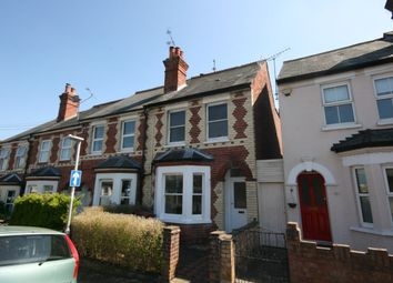 Thumbnail 3 bedroom end terrace house for sale in Beecham Road, Reading