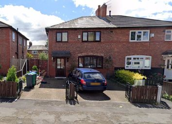 Thumbnail 3 bed semi-detached house for sale in Thomson Road, Gorton, Manchester