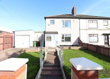 Thumbnail 3 bed semi-detached house to rent in Fernhill Road, Bootle
