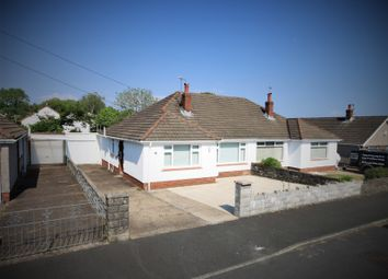 Thumbnail 2 bed bungalow for sale in Moorland Avenue, Newton, Swansea