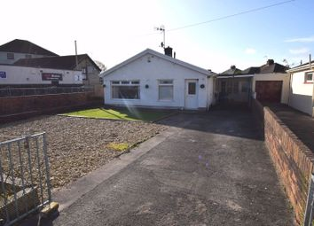 Thumbnail 4 bed detached bungalow for sale in 63 Castle View, Bridgend