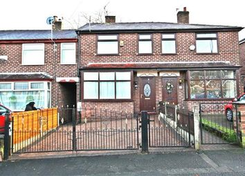 Thumbnail 2 bed terraced house for sale in Kearsley Road, Manchester