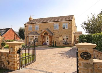 Thumbnail 4 bed detached house for sale in The Lane, Spinkhill, Sheffield