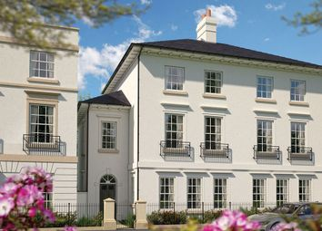 """Thumbnail 5 bed semi-detached house for sale in """"The Drake"""" at Haye Road, Sherford, Plymouth"""
