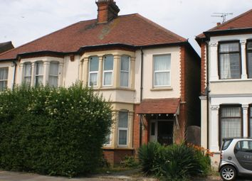 Thumbnail 3 bedroom semi-detached house to rent in Hamstel Road, Southend-On-Sea