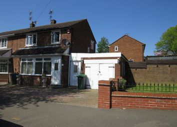 Thumbnail 3 bed semi-detached house for sale in Lime Tree Road, Walsall