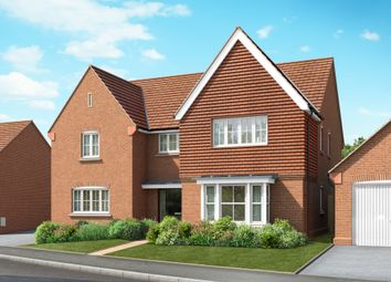 "Thumbnail 5 bed detached house for sale in ""The Becket"" at Elers Way, Thaxted, Dunmow"