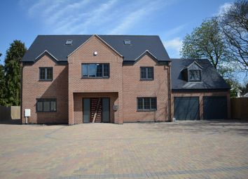 Thumbnail 7 bed detached house for sale in Uppingham Road, Leicester