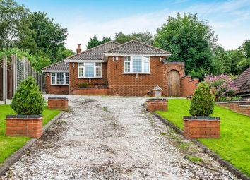 Thumbnail 4 bed detached bungalow for sale in New Rowley Road, Dudley