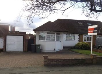 Thumbnail 2 bed bungalow for sale in Sunnybank Road, Potters Bar, Hertfordshire