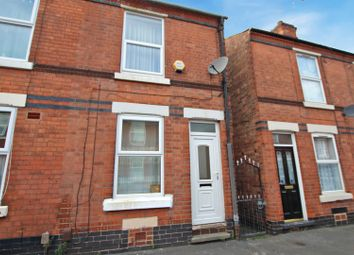 Thumbnail 2 bed terraced house for sale in Hardstaff Road, Nottingham