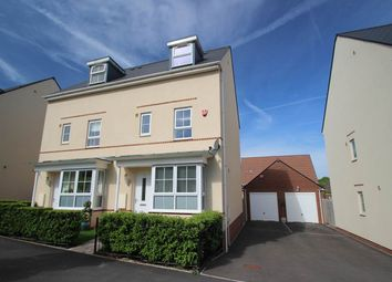 Clayhill Drive, Yate, South Gloucestershire BS37. 4 bed town house