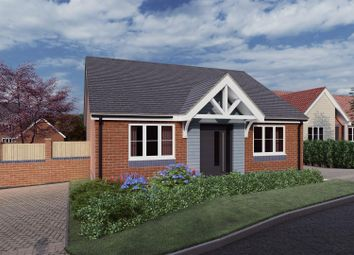 Thumbnail 2 bed detached bungalow for sale in Hallgate Fields, Green Lane, Lower Pilsley, Chesterfield