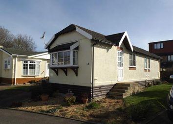 Thumbnail 2 bed mobile/park home for sale in Cottenham, Cambridge, Cambridgeshire
