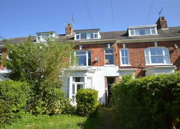 Thumbnail 4 bed maisonette for sale in Suffolk Terrace, Hornsea, East Yorkshire