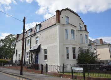 Thumbnail 1 bed flat to rent in Temple Road, Epsom, Surrey.