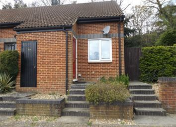 Thumbnail 1 bed terraced house to rent in Horsebrass Drive, Bagshot, Surrey