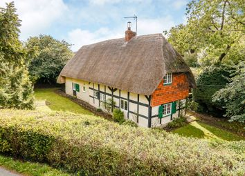 Thumbnail 3 bed cottage for sale in Church Street, Hurstbourne Tarrant, Andover