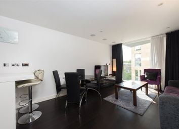 Thumbnail 1 bed flat to rent in Caro Point, Grosvenor Waterside, 30 Gatliff Road, Chelsea
