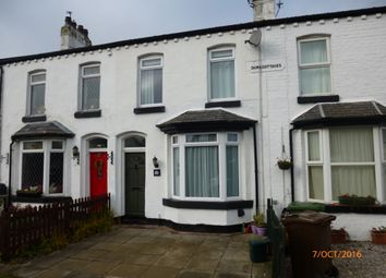 Thumbnail 2 bed terraced house to rent in Sutton Road, Formby