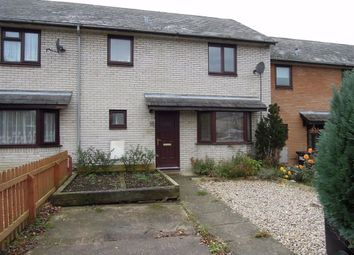 Thumbnail 3 bedroom terraced house to rent in 172, Lon Dolafon, Vaynor, Newtown, Powys