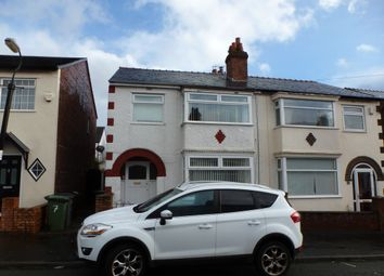 Thumbnail 3 bed semi-detached house to rent in Rocklands Avenue, Bebington, Wirral