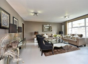 Thumbnail 3 bed flat to rent in St John's Wood Park, St John' Wood, London