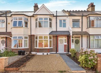 Thumbnail 4 bedroom terraced house for sale in Salisbury Gardens, Wimbledon