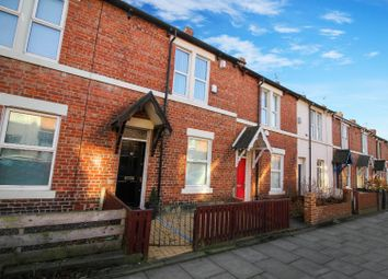 Thumbnail 4 bed terraced house for sale in Malcolm Street, Heaton, Newcastle Upon Tyne