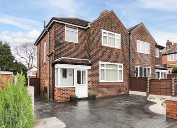 Thumbnail 3 bed semi-detached house for sale in The Quadrant, Romiley, Stockport