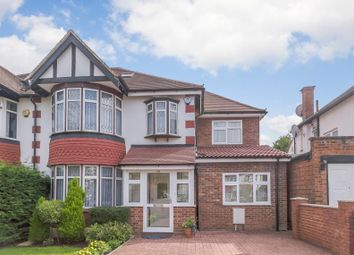 Thumbnail 6 bed semi-detached house for sale in Holt Road, Wembley, Middlesex