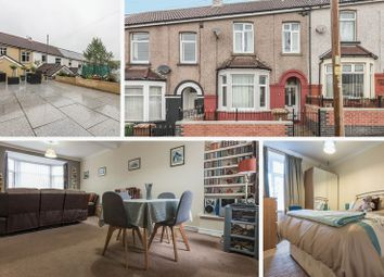 Thumbnail 3 bed terraced house for sale in Cenydd Terrace, Senghenydd, Caerphilly