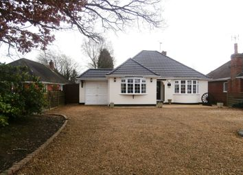 Thumbnail 3 bed detached bungalow for sale in Barkers Lane, Wythall, Birmingham