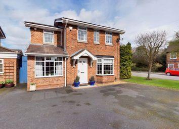 Thumbnail 4 bed detached house for sale in Careswell Gardens, Shifnal, Shropshire.
