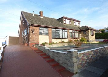 Thumbnail 2 bed semi-detached bungalow for sale in Thirlmere Grove, Weston Coyney, Stoke-On-Trent