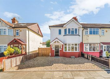 Thumbnail 3 bed end terrace house for sale in Cobham Avenue, New Malden