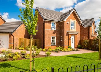 """Thumbnail 4 bed detached house for sale in """"Kington"""" at Zone 4, Burntwood Business Park, Burntwood"""