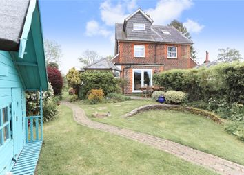 Thumbnail 3 bed semi-detached house for sale in Bones Lane, Buriton, Petersfield, Hampshire