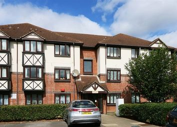 Thumbnail 2 bed flat for sale in Fairfield Close, Mitcham