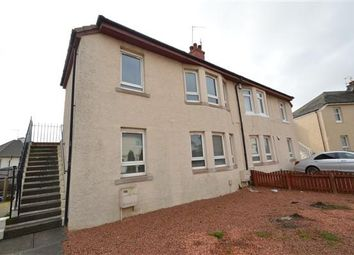 Thumbnail 1 bedroom flat for sale in Whitehaugh Avenue, Glasgow