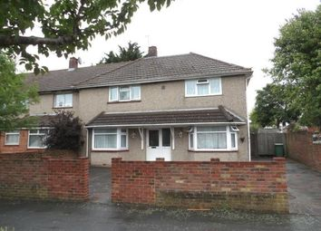 Thumbnail 4 bed end terrace house for sale in King Henrys Drive, New Addington, Croydon, Surrey