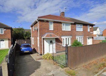 Thumbnail 2 bedroom semi-detached house for sale in Church Lane, Eston, Middlesbrough