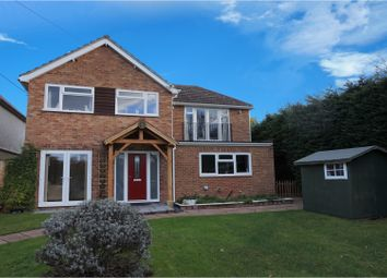 Thumbnail 4 bed detached house for sale in Priors Lane, Blackwater