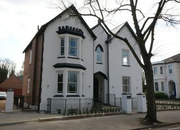 Thumbnail 2 bed flat for sale in Buckland House, The Penthouse, Avenue Road, Leamington Spa