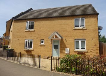 Thumbnail 3 bed semi-detached house to rent in School Lane, Higham Ferrers