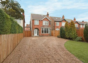 Thumbnail 3 bed detached house for sale in Middleton Boulevard, Wollaton, Nottingham