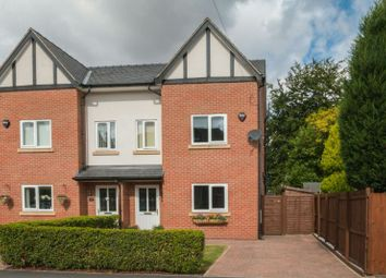 Thumbnail 4 bed semi-detached house for sale in Abbotsford Grove, Timperley, Altrincham