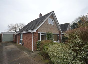 Thumbnail 3 bed detached bungalow for sale in Dovedale Road, Tacolneston, Norwich