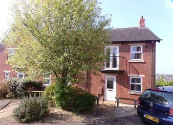 Thumbnail 1 bed terraced house for sale in Solent Road, Church Gresley, Swadlincote, Derbyshire